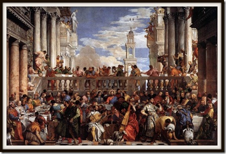 Paolo Veronese,The Marriage at Cana